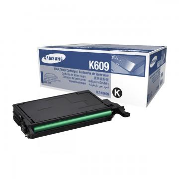 Samsung CLT-K609S | SU220A оригинальный тонер картридж - черный, 7000 стр