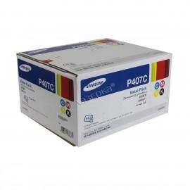 CLT-P407S Pack | SU388A тонер картридж Samsung, 4 * 1000 стр., набор цветной + черный