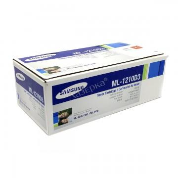 ML-1210D3 оригинальный лазерный картридж Samsung, ресурс - 2500 страниц, черный