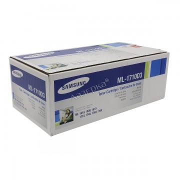 ML-1710D3 оригинальный лазерный картридж Samsung, ресурс - 3000 страниц, черный