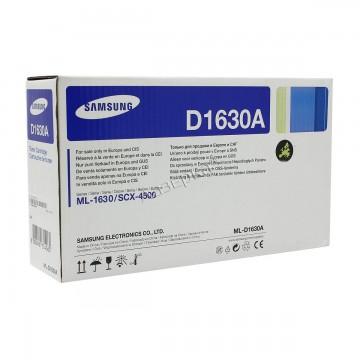 ML-D1630A оригинальный лазерный картридж Samsung, ресурс - 2000 страниц, черный