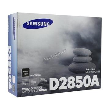 ML-D2850A оригинальный лазерный картридж Samsung, ресурс - 2000 страниц, черный