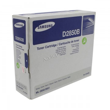 ML-D2850B оригинальный лазерный картридж Samsung, ресурс - 5000 страниц, черный