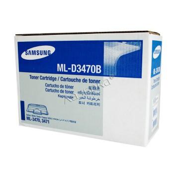 ML-D3470B оригинальный лазерный картридж Samsung, ресурс - 10000 страниц, черный