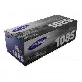 MLT-D108S оригинальный лазерный картридж Samsung, ресурс - 1500 страниц, черный