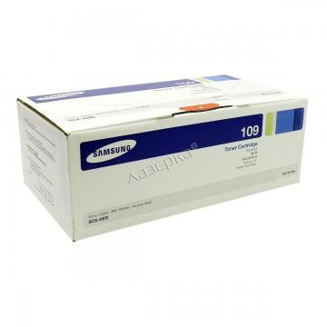 MLT-D109S оригинальный лазерный картридж Samsung, ресурс - 2500 страниц, черный