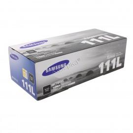 MLT-D111L оригинальный лазерный картридж Samsung, ресурс - 1800 страниц, черный