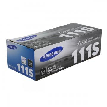 MLT-D111S оригинальный лазерный картридж Samsung, ресурс - 1000 страниц, черный