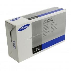 MLT-D115L оригинальный лазерный картридж Samsung, ресурс - 3000 страниц, черный