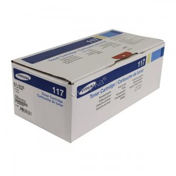 MLT-D117S оригинальный лазерный картридж Samsung, ресурс - 2500 страниц, черный