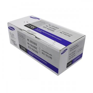 MLT-D119S оригинальный лазерный картридж Samsung, ресурс - 2000 страниц, черный