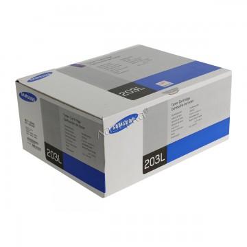 MLT-D203L оригинальный лазерный картридж Samsung, ресурс - 5000 страниц, черный