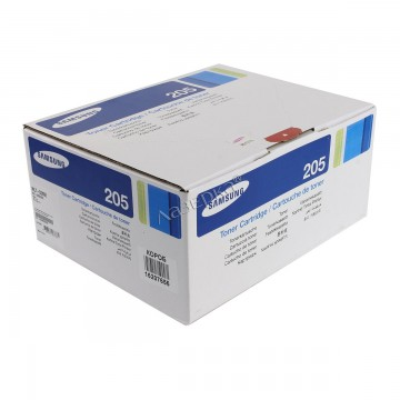 MLT-D205E оригинальный лазерный картридж Samsung, ресурс - 10000 страниц, черный