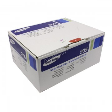 MLT-D205L оригинальный лазерный картридж Samsung, ресурс - 5000 страниц, черный