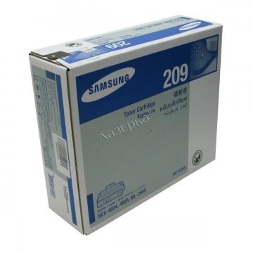 Samsung MLT-D209S | SV017A оригинальный тонер картридж - черный, 2000 стр