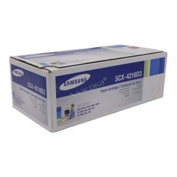 Samsung SCX-4216D3 оригинальный тонер картридж - черный, 3000 стр