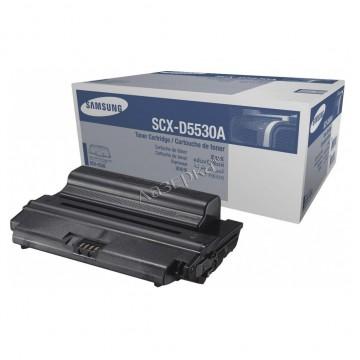 SCX-D5530A оригинальный лазерный картридж Samsung, ресурс - 3000 страниц, черный