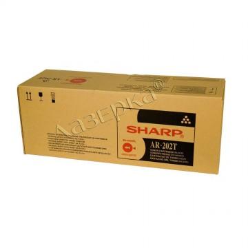 Sharp AR-202LT Toner Black оригинальный тонер картридж - черный, 16000 стр