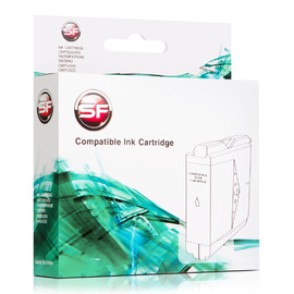 SuperFine SF-LC1000Bk совместимый струйный картридж аналог Brother LC1000BK ресурс - 500 стр., черный.
