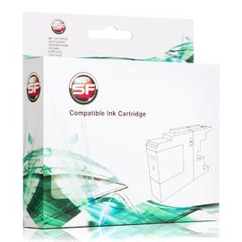 SuperFine SF-LC1240/1280bk совместимый струйный картридж аналог Brother LC1280BK ресурс - 600 стр., черный.
