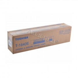 T-1640E тонер картридж Toshiba чёрный