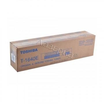 Toshiba T-1640E Toner | 6AJ00000024 оригинальный тонер картридж - черный, 24000 стр