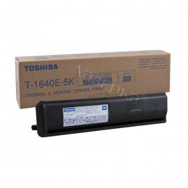 T-1640E5K тонер картридж Toshiba чёрный