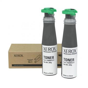 Xerox 106R01277 Toner Black оригинальный тонер картридж - черный, 6300 стр