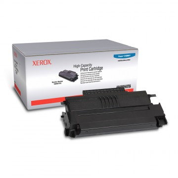 106R01379 High оригинальный лазерный картридж Xerox, ресурс - 6000 страниц, черный