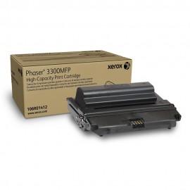 106R01412 High оригинальный лазерный картридж Xerox, ресурс - 8000 страниц, черный