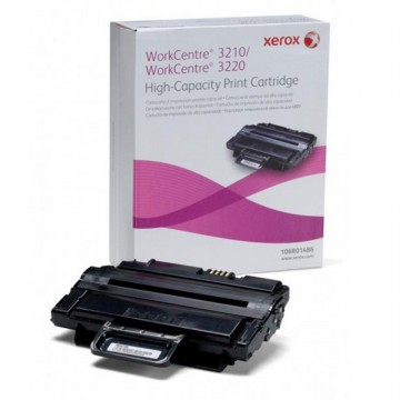 106R01487 High лазерный картридж Xerox чёрный