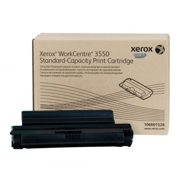Xerox 106R01529 Toner Black оригинальный тонер картридж - черный, 5000 стр