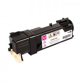 106R01602 Magenta оригинальный лазерный картридж Xerox, ресурс - 2500 страниц, пурпурный