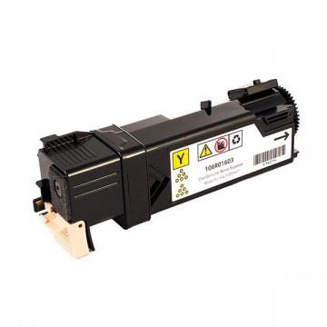 106R01603 Yellow оригинальный лазерный картридж Xerox, ресурс - 2500 страниц, желтый