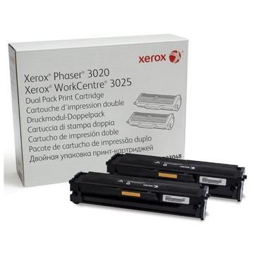 Xerox 106R03048 Toner Black оригинальный тонер картридж - черный, 2 x 1500 стр