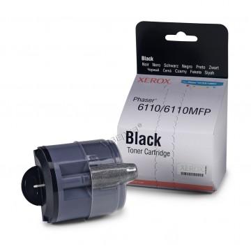 106R01203 Black оригинальный лазерный картридж Xerox, ресурс - 2000 страниц, черный