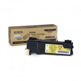 106R01337 Yellow оригинальный лазерный картридж Xerox, ресурс - 1000 страниц, желтый