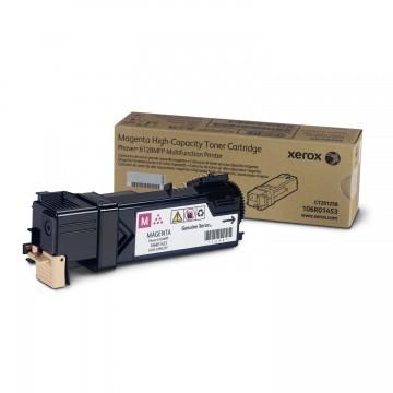 106R01457 Magenta оригинальный лазерный картридж Xerox, ресурс - 2500 страниц, пурпурный
