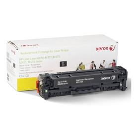 006R03295 оригинальный лазерный картридж Xerox совместимый с HP CE410X, ресурс - 4000 страниц, чёрный