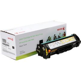 106R02157 оригинальный лазерный картридж Xerox совместимый CE278A, ресурс - 2100 страниц, черный