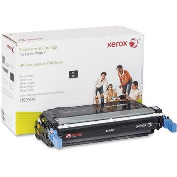 003R99736 оригинальный лазерный картридж Xerox совместимый с HP Q5950A, ресурс - 11000 страниц, черный