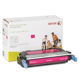 003R99739 оригинальный лазерный картридж Xerox совместимый с HP Q5953A, ресурс - 10000 страниц, пурпурный