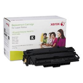 006R03219 оригинальный лазерный картридж Xerox совместимый с HP CF214X, ресурс - 17500 страниц, черный