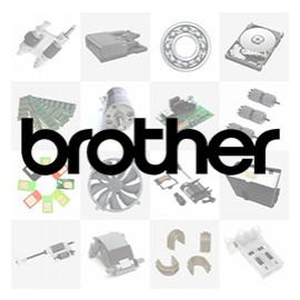 Brother HGE651V5 лента для наклеек - черный, 5 шт