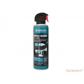 Сжатый воздух Defender 30802 (для чистки ПК)