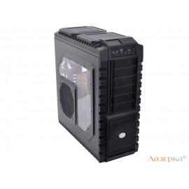 Корпус Cooler Master HAF X Black (RC-942-KKN1) Black, w\o PSU