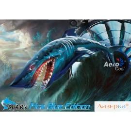 """Вентилятор Aerocool Shark 14см BlueEdition"""""""""""