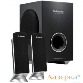 Колонки Defender I-WAVE S20 2.1 Black