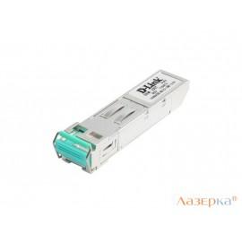 Модуль D-Link DEM-220T Двунаправленный SFP-трансивер Fast Ethernet для оптического кабеля (Tx: 1550нм, Rx: 1310 нм)