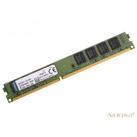 Оперативная память Kingston KVR16N11/8 DIMM 8GB DDR3 1600MHz Retail